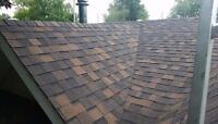 Neige, pluie, verglas, les toits peuvent être abimés, appelez