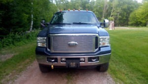 2006 F350 Turbo Diesel crew cab long box