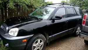 Hyundai Santa fe 2001 for sale