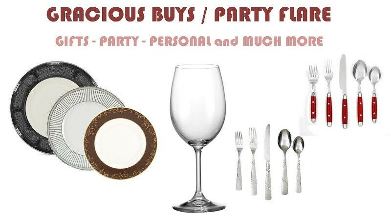 GRACIOUS BUYS / PARTY FLARE