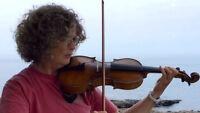 Beginner Fiddle Lessons
