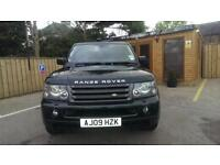 ****PRICE DROP*****2009 LAND ROVER RANGE ROVER SPORT HSE NAVIGATOR 2.7TD V6 AUTO