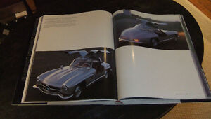 Two Beautiful Books on Mercedes-Benz