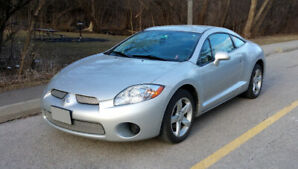 2007 Mitsubishi ~Eclipse~ Coupe 2dr Great Condition Auto Low km