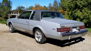 Classic Buick Regal - may trade for a motorcycle