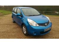 2009 Nissan Note 1.6 16v Acenta, FULL HISTORY ,sorry now sold