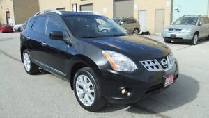 2011 Nissan Rogue SL- 4X4 SUV, Fully loaded Crossover