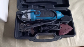 Mylek oscillating multi tool in case with accessories