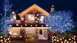 Christmas is coming  Start the Holiday Season -Indoor Outdoor LED String/Balls Christmas Lights starting $17.99