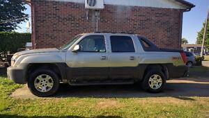 2003 Chevrolet Avalanche Camionnette