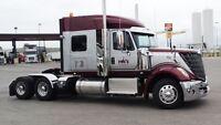 Now Hiring Long-Haul Truck Drivers