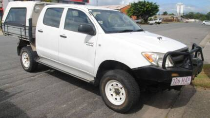2007 Toyota Hilux Ute Portsmith Cairns City Preview