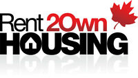 THINKING OF BUYING? RENT TO OWN PROGRAM! CONTACT US FOR DETAILS