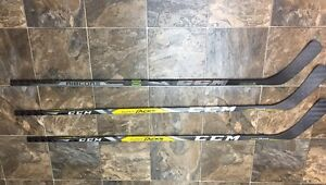 Brand new CCM sticks