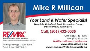 Mike Millican - The Land and Water Specialist