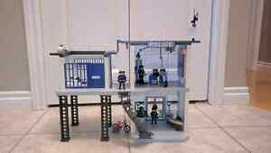 Playmobil Police Station 5182
