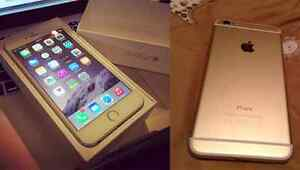 IPhone 6 Plus 128 GB Gold Color Unlocked in great condition