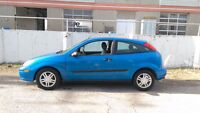 2001 Ford Focus Hatchback 131kms MUST SELL