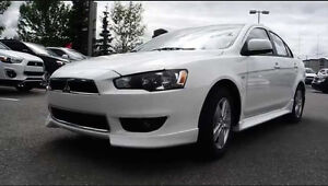 2014 Mitsubishi Lancer SE limited edition Sedan