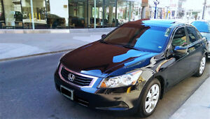 2009 Honda Accord EX-L Sedan - MINT!! Only Maintained at Honda Kitchener / Waterloo Kitchener Area image 4