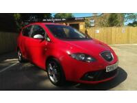 SEAT ALTEA 2.0TDI FR 170 IN RED