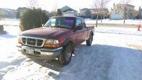 1998 Ford Ranger XLT 4WD Truck recent Safetied