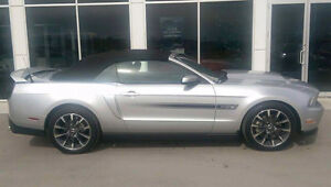 2011 Ford Mustang GT California Special Convertible