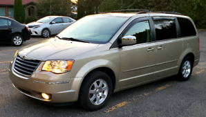 Chrysler Town & country Turing