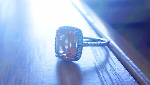 Beautiful Stone Ring Kitchener / Waterloo Kitchener Area image 3