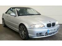 BMW 330 CI 3.0- Convertible Automatic