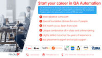 Start carrer in QA Automation - Best Training in GTA