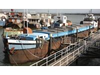 Stunning Cargo Barge for Completion - Engelina
