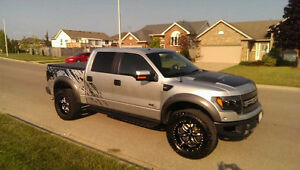 2011 Ford F-150 SuperCrew Raptor Pickup Truck