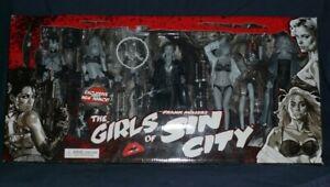 GIRLS OF SIN CITY figure set