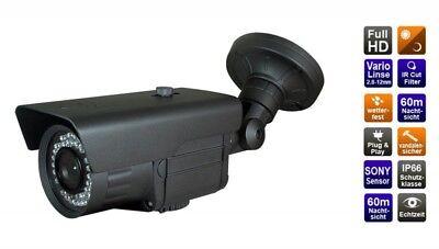 Full HD Überwachungskamera 2.1 MP HD SDI 60m Nachtsicht Videoüberwachung Kamera Hd-sdi