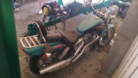 94' Honda Shadow 1100 for sale