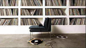 CURATED VINYL RECORD LP COLLECTION