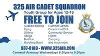 Air Cadet Registration