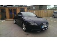 2008 AUDI TT COUPE 2.0T FSI BLUE