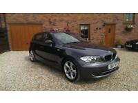 2007 BMW 120 2.0TD SE WITH COMFORT PACK