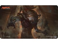 Steam Vents Playmat Ultra Pro GAMING SUPPLY BRAND NEW ABUGames
