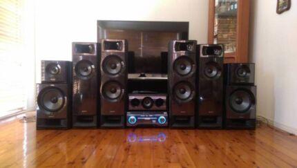 Sony 7.2 Surround Sound System