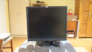 Monitor IBM Thinkvision 19 in.