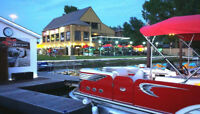 Server Jobs - Dockside Bar and Grill at Chestermere Landing