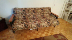 Futon for sale - $75