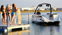 Monster Towers and Accessories from New Coast Marine in S'toon!
