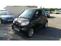 2010 SMART CAR CITY-PASSION MHD AUTO COUPE PETROL