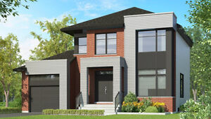NEW DEVELOPMENT - semi-detached  and single-family home