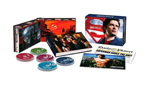 Smallville: The Complete Series DVD