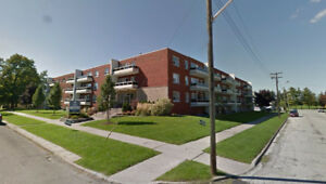 Bachelor apartment for rent in Sarnia ON from September.